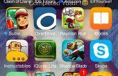 Comment prendre une capture d'écran sur iPhone et iPod