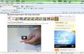 Comment intégrer des vidéos Youtube dans vos Instructable à l'aide de Internet Explorer