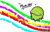 Coudre votre propre ressenti Microbe peluche