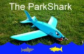 Le grand bleu avion RC ParkShark