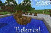 PE de Minecraft tutoriel Quickie : Petite piscine bateau