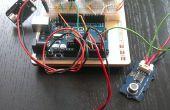 Station de qualité environnementale intérieure + Bluetooth + Thingspeak