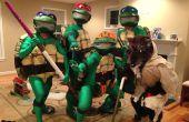 Le Costume de Teenage Mutant Ninja Turtles