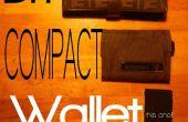 DIY portefeuille Compact de 2 $ à compartiments