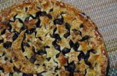 Nuit ciel Blueberry Pie