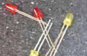 Simple conduit thermomètre