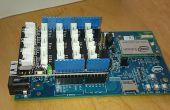 Affichage de température direct Edison Intel
