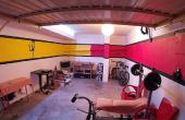 Bruce Lee d'inspiration Garage Makeover