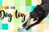 Comment faire un jouet pour chien