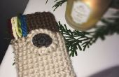 Crochet Instagram Phone Case