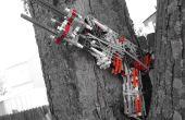 Le prophète : Un quatre coup tourelle pistolet