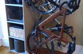 Autostable Bike Rack/bibliothèque