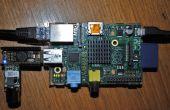 Arduino et Pi en harmonie - comme un serveur web de capteur !