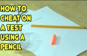 Comment passer un examen à l'aide d'un crayon