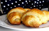 Comment faire des Croissants maison