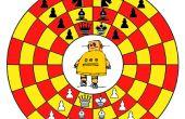 Byzantine ou circulaire d'échecs comment à installer et jouer !