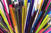 Choix des plastiques plus vertes