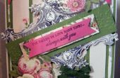 Comment faire le Showstopper Vintage Floral Frame Card