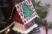 Décorez votre arbre de Noël avec la poubelle !
