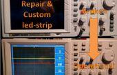Réparation de rétro-éclairage / custom-a mené la bande