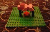 Camp de LEGO C.O.C. armée lv 5
