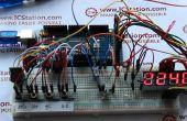 Système de commande à LED infrarouge de chronométrage photosensible basées sur Arduino