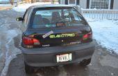BRICOLAGE de voiture hybride plug-in