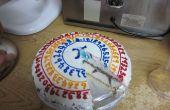 Cuisson-Free Ice Cream Pie : Embarqué avec Pi