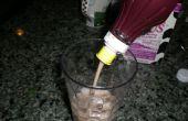 Ce que je peux faire avec une bouteille vide de sirop ? Faites de chocolat au lait !