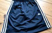 ♥ BRICOLAGE Shorts en jupe | rapide & facile | Comment | tutoriel