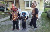 Mes garçons voulait être SkyLanders pour l'Halloween cette année...