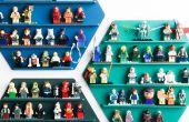 Hexagone LEGO afficher