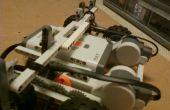 Commander Lego NXT avec wiimote