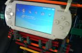 Knex PSP station d'accueil
