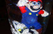 Super Mario Brothers avec Dry Bones Dungeon « Snow » Globe