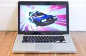 Mise à niveau du disque dur sur un MacBook Pro (disque dur + SSD)
