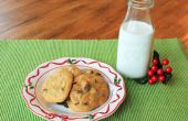 Real Food Cookies (sans sucre, sans farine)