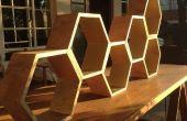 Rayons de la ruche
