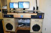 Bureau avec construit dans le PC