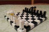 LEGO jeu d'échecs !