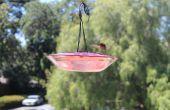 Soucoupe-Style Hummingbird Feeder @ Techshop