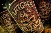 Witches' Brew noir réglisse Kombucha
