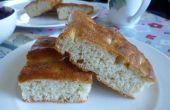Pas facile pétrir Focaccia - pain plat italien