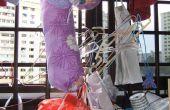 Distributeur de sac en plastique (en tissu)