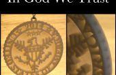 Le grand (flocon) sceau des États-Unis d'Amérique