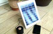 DIY Portable USB chargeur solaire (20 $-4 Ports)