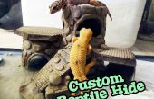 Flintstones inspiré peau de Reptile Desert