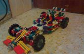 Knex f1 suspension et direction