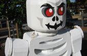 Squelette de Lego Mega