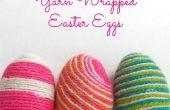 Fil gainé Easter Eggs